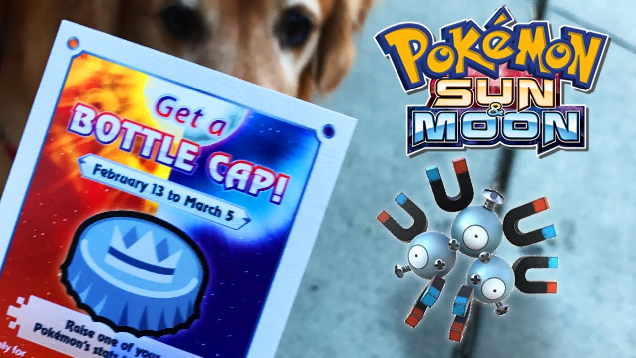 Free Bottle Cap Code For Pokemon Day Ep 21 Pokémon Sun