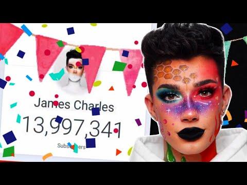 Congratulations James Charles On 13 Million! thumbnail