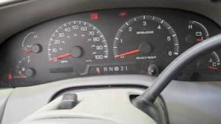 2000 Ford Expedition Eddie Bauer Start Up, Full Tour (Repossessed Vehicle)