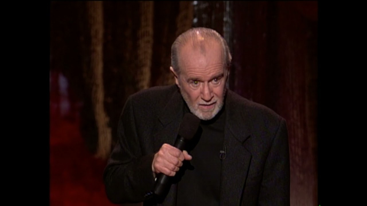 George Carlin - The Three Categories of Brainwashing