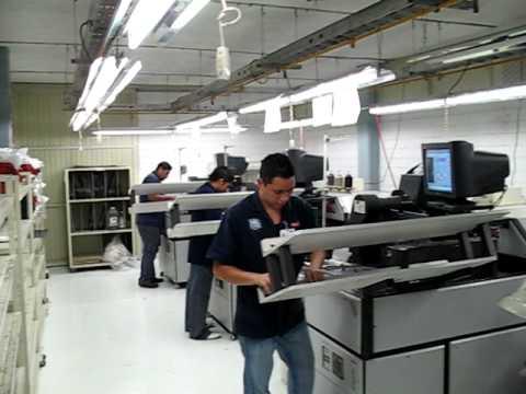 Работа оператором производственной линии