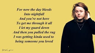Download Mp3 Lewis Capaldi - Someone You Loved  Lyrics  🎵