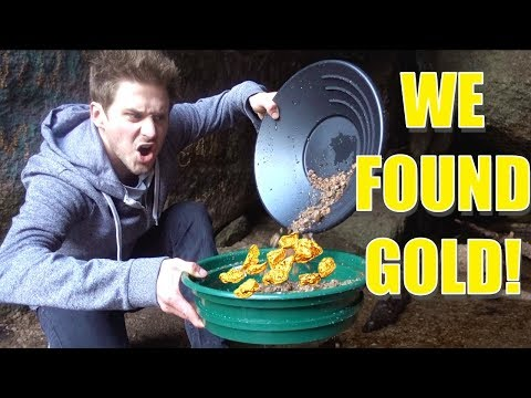 BURIED GOLD DISCOVERED!