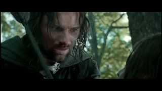 Le Seigneur des Anneaux : La Communauté de l'Anneau - Aragorn contre Lurtz