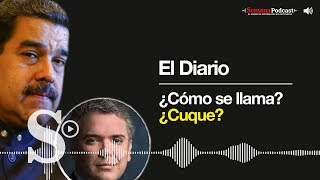 """""""Uribe dirigirá a Colombia por Twitter"""": Maduro sobre gobierno de Duque"""