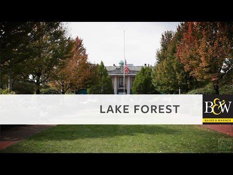 Chicago Neighborhoods - Lake Forest