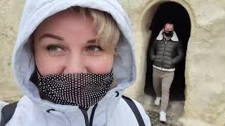 Турецкий завтрак Каппадокия Гёреме Зачем стирали глаза святым Кофе на углях что я купила в Турции