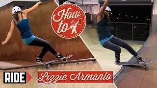 How-To Skateboarding: Frontside Rock