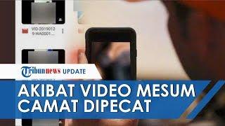 Camat di Wonogiri Dipecat Akibat Tak Sengaja Sebarkan Video Intim di Status WA