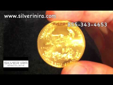 Gold IRA Services | American Eagle Coin | 1-855-343-4653
