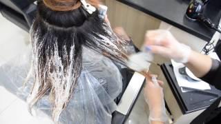 Окрашивание волос Омбре, Балаяж, Шатуш в салоне Wonderwork Beauty & SPA