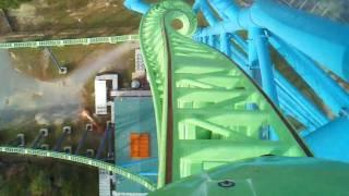 [ HD POV ] Kingda Ka Front View Six Flags Great Adventure
