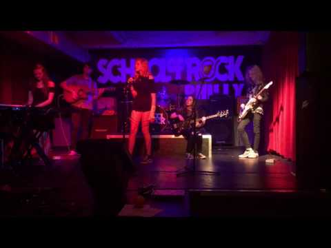 """Exit Music"" - Radiohead / Princeton School of Rock 8/6/17"