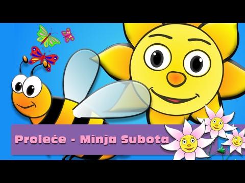 Proleće - Minja Subota | Dečije pesme | Pesme za decu | Jaccoled C