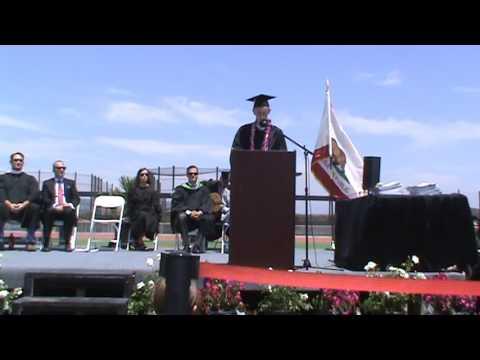 Canyon Crest Academy 2016 Graduation - Dylan Landow