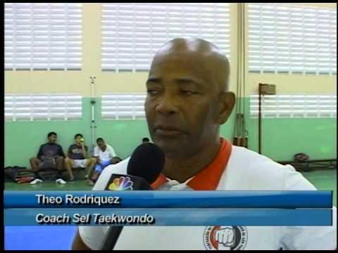 Deporte cu Cadochi Kock - Taekwondo Stuart Smit
