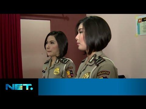 Bripda Lery Romina - Penertiban Kawasan Pancoran  NET 86  NetMediatama