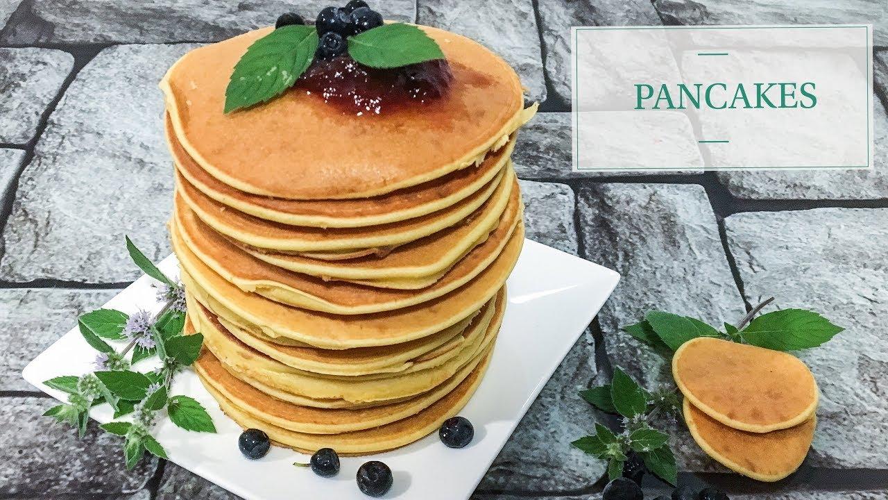 Pancakes Z Ciecierzycy I Banana Chickpea Pancake Wegańskie I Bez Glutenu Vegan Gluten Free