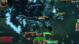Method & FTH vs Sha of Anger (World Boss) Mists of Pandaria Beta