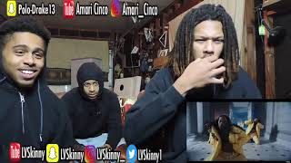 Future - Crushed Up (Reaction Video)
