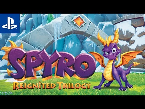 Spyro Reignited Trilogy #1 OOOO TAAAKKK!   PS4   Gameplay   Spyro the Dragon