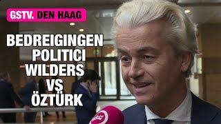 GSTV. Wilders & Öztürk over doodsbedreigingen