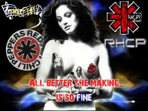 Red Hot Chili Peppers -  Universally speaking (karaoke)
