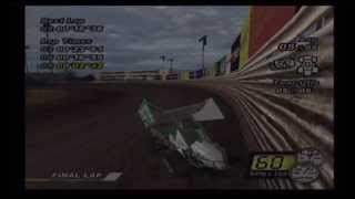 Ryan Plays World of Outlaws Sprintcars 2002