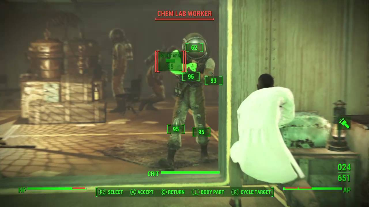Fallout 4 Markowski S Chem Lab Modified Tripwire