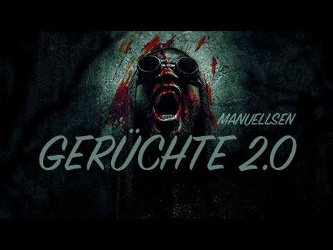 """MANUELLSEN """"INTRO // GERÜCHTE 2.0"""""""