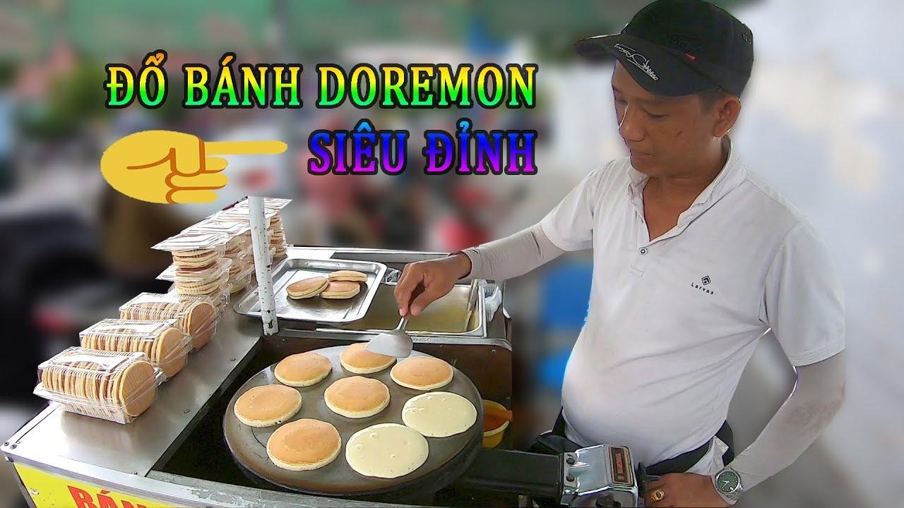 """Anh trai """"sạch sẽ"""" đổ bánh Doremon siêu ngon, siêu đỉnh"""