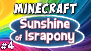 "Minecraft - ""Sunshine of Israpony"" Part 4 - Fumblepony is missing (Christmas Special)"