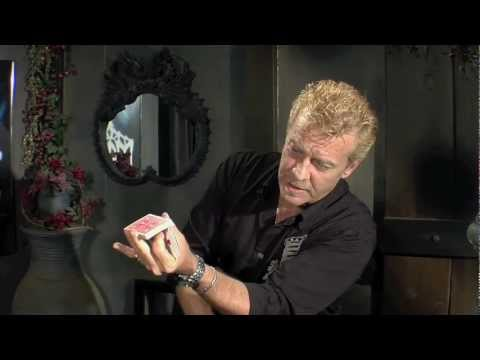 How to do the Classic Magic One Hand Cut - Richard Burr