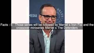 List of Marvel Cinematic Universe television series Top  #9 Facts
