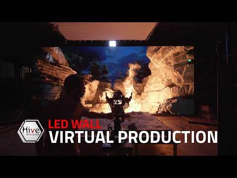 LED Wall Virtual Production - Bye Bye Green Screen