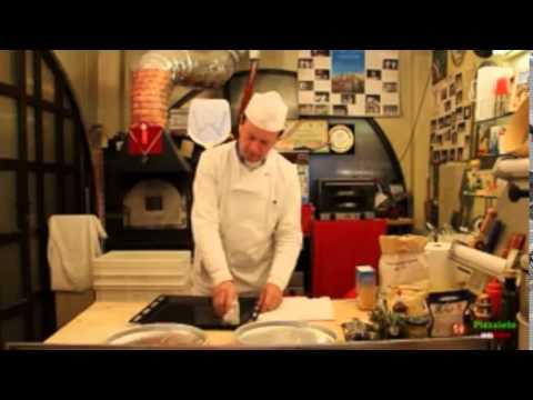 pizza fatta in casa con evandro taddei youtube. Black Bedroom Furniture Sets. Home Design Ideas