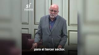 Manolo Marrero sobre la inserción de personas con discapacidad en el mercado laboral