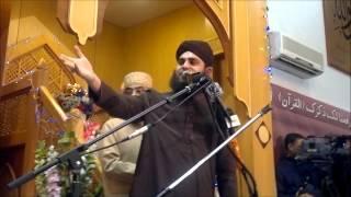 Manchester Mehfil-e-Naat MUST SEE !! | Hafiz Ahmad Raza Qadri | HD 720p