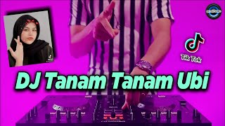 DJ TANAM TANAM UBI TIK TOK REMIX TERBARU FULL BASS 2021 | DJ TING TING TANAM TANAM UBI x CRAZY FROG
