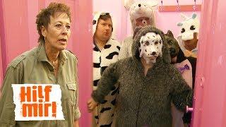 Die Furry-WG: Die Hausmeisterin terrorisiert uns |Hilf Mir!