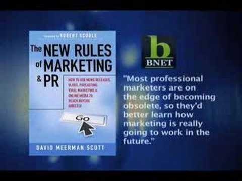 David Meerman Scott: The New Rules of Marketing & PR