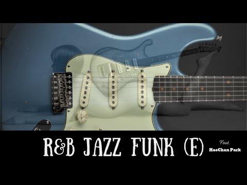 R&B Jazz Funk Jam   Sexy Blues Guitar Backing Track (E)