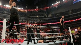 The Ascension disrespects The New World Order: Raw, January 19, 2015