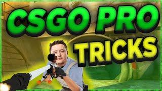 50+ New CS:GO Pro Tricks