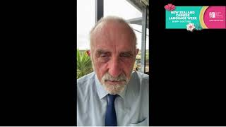 Mayor John Carter of the Far North | NZCLW 2021 Videos of Support