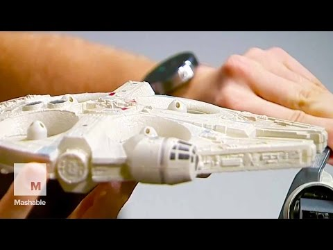 A Millennium  Falcon Drone Can Now Be Yours | Mashable News