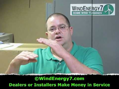 Wind Turbine Dealer 1 of 3 - Residential Wind Turbine Dealers