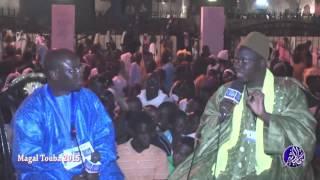Magal Touba 2015 Abdoulaye Diop Bichri sur le Plateau de Bichri TV Avec S Wadan Diop