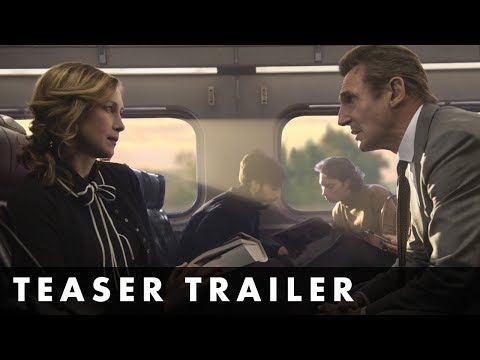 THE COMMUTER - International Teaser Trailer - Starring Liam Neeson