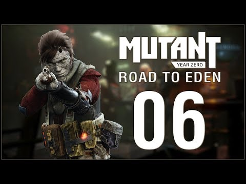 STAY DOWN (Very Hard) - Mutant Year Zero: Road to Eden - Ep.06! - 동영상